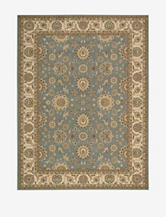 Nourison Persian Crown Oriental Rug – Blue