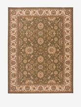 Nourison Persian Crown Oriental Rug – Green