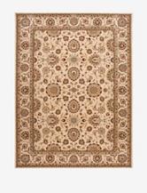 Nourison Persian Crown Oriental Rug – Ivory