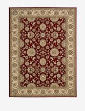 Nourison Persian Crown Oriental Rug – Red