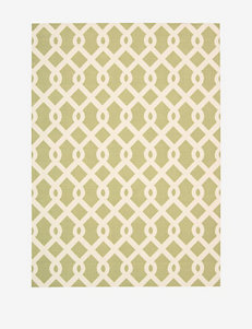 Waverly Sun N' Shade Geometric Garden Rug