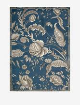 Waverly Artisanal Delight Floral Indigo Rug