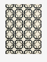 Waverly Artisanal Delight Geometric Licorice Rug