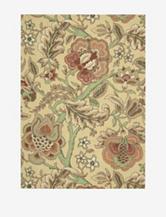 Waverly Global Awakening Floral Antique Rug