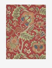 Waverly Global Awakening Floral Garnet Rug