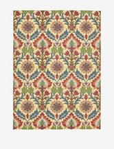 Waverly Global Awakening Geometric Floral Spice Rug
