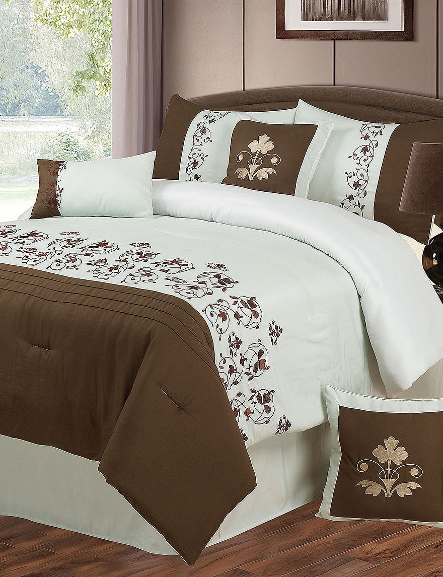 Lavish Home  Comforters & Comforter Sets