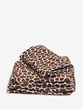 Lavish Home Series Sheet Set – Giraffe Print
