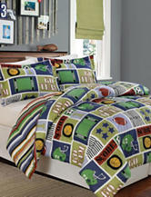 Artistic Linen Go Team Reversible Sports Comforter
