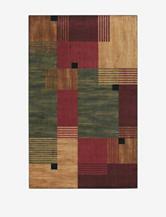 Mohawk Alliance Multicolored Geometric Rug
