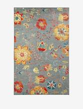 Mohawk Free Spirit Multicolored Floral Rug