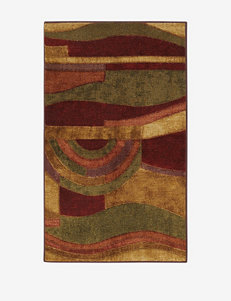 Mohawk Picasso Wine Abstract Rug