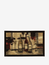 Mohawk Wine & Glasses Rug