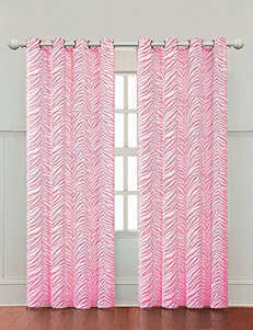 Victoria Classics Hot Pink Curtains & Drapes