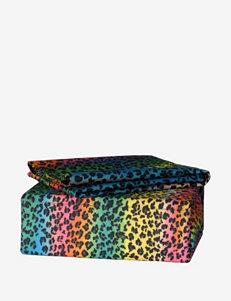 Veratex Rainbow Sheets & Pillowcases