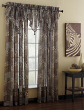 Chapel Hill by Croscill Animal Attraction Sheer Window Collection
