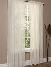 Commonwealth Home Fashions Hathaway Tailored Panel – Cream