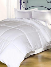Blue Ridge Home Fashions 240 Thread Count White Goose Down & Feather Comforter