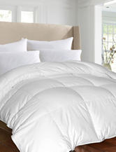 Blue Ridge Home Fashions 1000 Thread Count Egyptian Cotton Cover Comforter