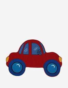 Fun Rugs Red Car Rug
