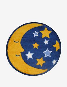 Fun Rugs Moon & Stars Rug