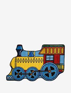 Fun Rugs Train Rug