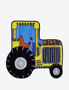 Fun Rugs Tractor Rug