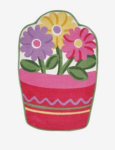 Fun Rugs Flower Pot Rug
