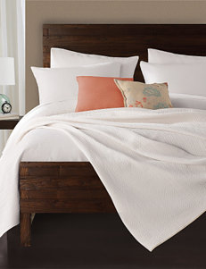 Lamont Home White Blankets & Throws