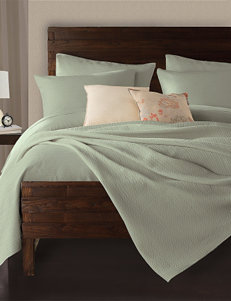 Lamont Home Green Blankets & Throws