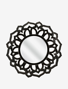 IMAX Floral Wall Mirror