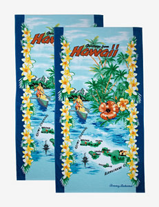 Tommy Bahama 2-pc. Hawaii Print Beach Towel Set