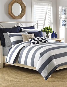 Nautica Lawndale Comforter Set – Navy
