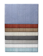 Great Hotels Collection Luxuriously Soft Memory Foam Bath Rug