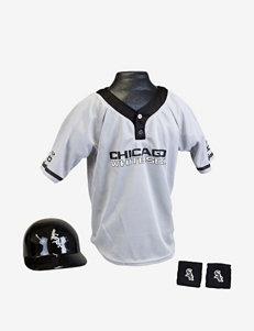 Franklin Sports MLB Chicago White Sox Uniform Set