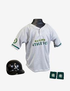 Franklin Sports MLB Oakland Athletics Uniform Set