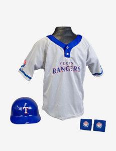 Franklin Sports MLB Texas Rangers Uniform Set