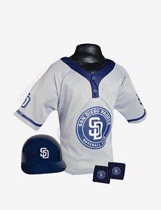 Franklin Sports MLB San Diego Padres Uniform Set