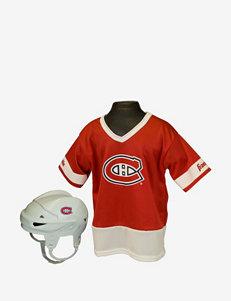 Franklin Sports NHL Montreal Canadiens Kids Uniform Set