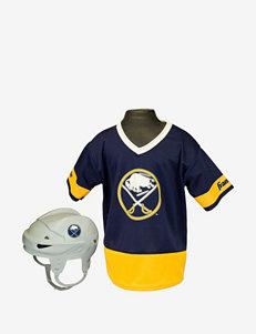 Franklin Sports NHL Buffalo Sabres Kids Uniform Set