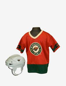 Franklin Sports NHL Minnesota Wild Kids Uniform Set