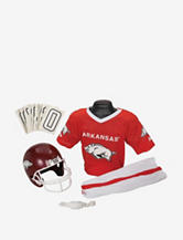 Franklin Sports NCAA Arkansas Deluxe Uniform Set