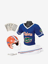 Franklin Sports NCAA Florida Gators Deluxe Uniform Set