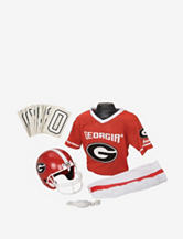 Franklin Sports NCAA Georgia Deluxe Uniform Set