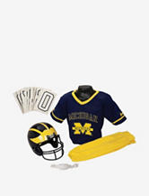 Franklin Sports NCAA Michigan Deluxe Uniform Set