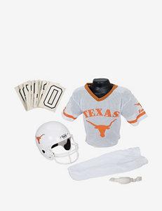 Franklin Sports NCAA Texas Longhorns Deluxe Uniform Set