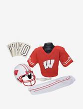 Franklin Sports NCAA Wisconsin Deluxe Uniform Set