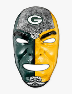 Franklin Sports NFL Green Bay Packers Fan Face