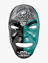 Franklin Sports NFL Philadelphia Eagles Fan Face