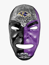 Franklin Sports NFL Baltimore Ravens Fan Face